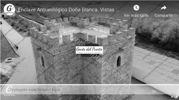 4.283. Enclave Arqueológico Doña Blanca. Vistas aéreas (2)