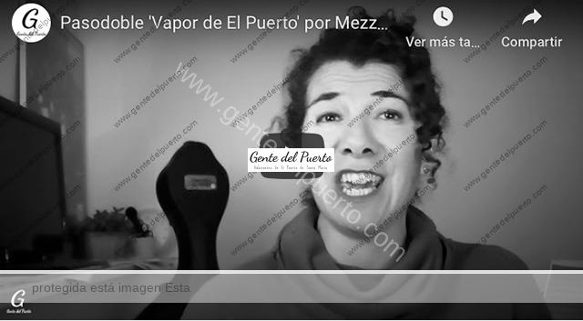 4.298. Carmela Patiño y su versión del pasodoble 'Vaporcito de El Puerto'