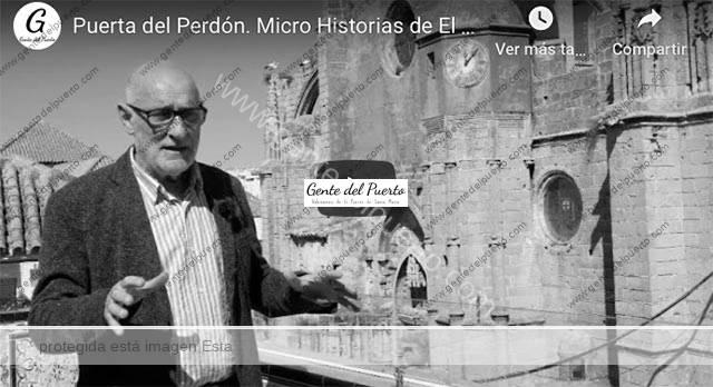 4.303. La Puerta del Perdón. Micro Historias de El Puerto. 7