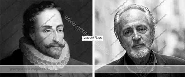 4.324. Referencias Cervantinas en El Puerto. Notas de José María García López