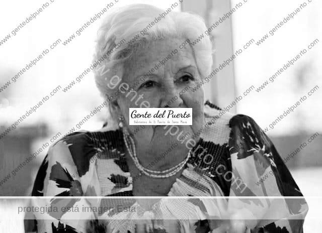 4.311. Piluca Benjumeda Molleda. La matriarca cumple 90 años