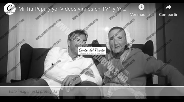 4.299. Mi Tía Pepa y yo. Videos virales en TV e Internet