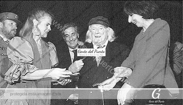 4.329. Inauguración del Parque del Vino Fino, la Feria y la variante de Rota