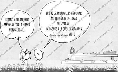 4.355. La viñeta de @elDescosido. Gilipollas de Pinares