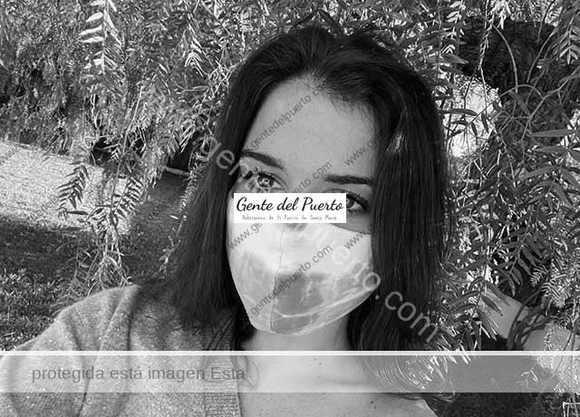4.341. Elena Alonso Perez de Guzman y @Medusaspain. Mascarillas artesanas y solidarias