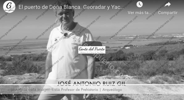 4.353. El puerto de Doña Blanca. Georadar y el Yacimiento 'La Martela'. Micro Historias de El Puerto (14)