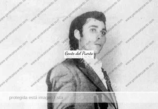 4.347. Luis Valle Rey 'Palomito'. Bailaor