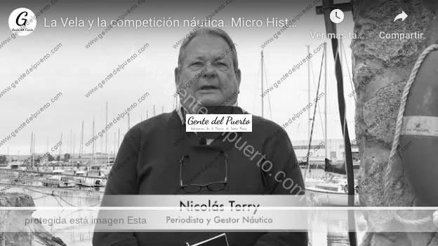 4.346. La Vela y la competición náutica. Micro Historias de El Puerto. 13
