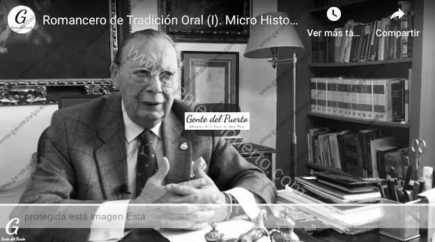4.339. Romancero de Tradición Oral. Parte 1. Micro historias de El Puerto. 12