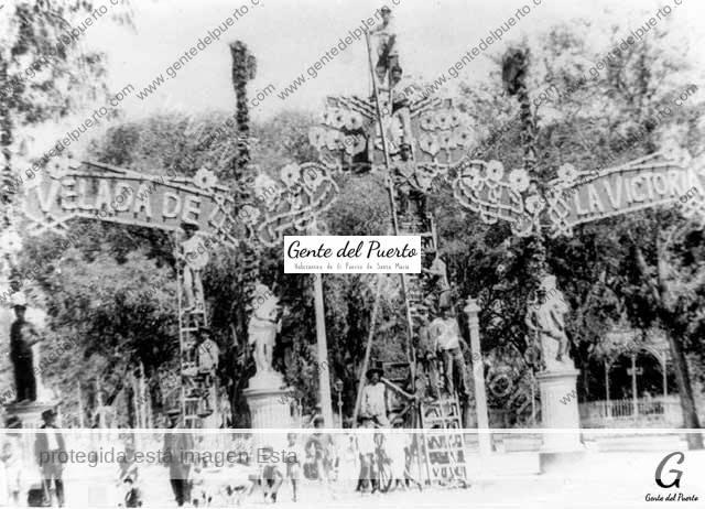 4.331. La Feria de El Puerto en el periódico 'El Guadalete'