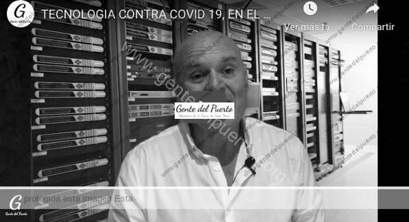 4.337. Tecnología local contra el Coronavirus. José L. Fernández Fuillerat