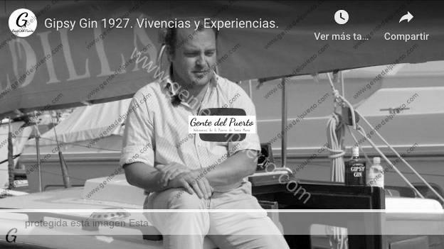 4.367. Eduardo Lacave. Gipsy 1927, nueva ginebra destilada en El Puerto