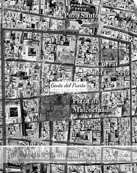 4.387. La plaza de Malcocinado y el corral del Concejo. En el Libro del Repartimiento (4)