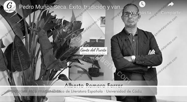4.388. Pedro Muñoz Seca. Éxito, tradición y vanguardia. Micro Historias de El Puerto (16)