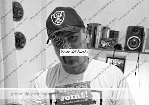 4.386. Antonio Paradela Albaiceta aka Zebra. 30 aniversario de la primera maqueta de rap en la provincia