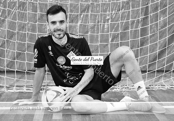 4.363. Eloy Gómez Rojas. En la primera división de Fútbol Sala