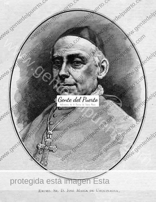 4.379. José María Urquinaona. Obispo en Barcelona y en las Capuchinas capellán
