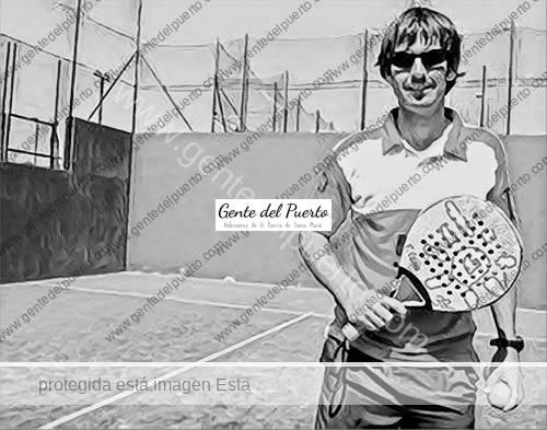 4.380. Mauricio Grandes Melgarejo. Seleccionador Andaluz de Padel de Menores.