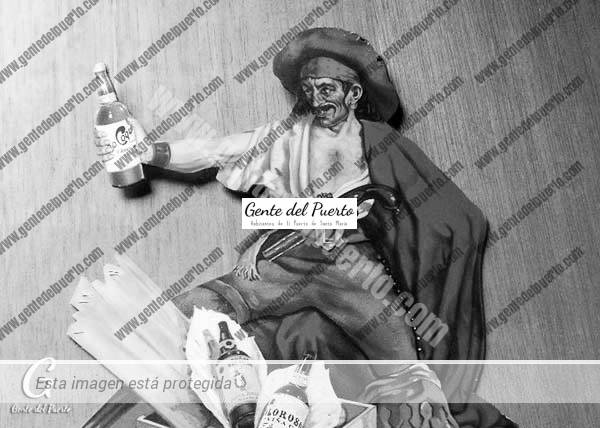 4.370. Publicidad de Bodegas F. Javier Jiménez. Año 1940