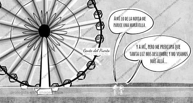 4.397. La viñeta del @elDescosido. Neones y Neonas