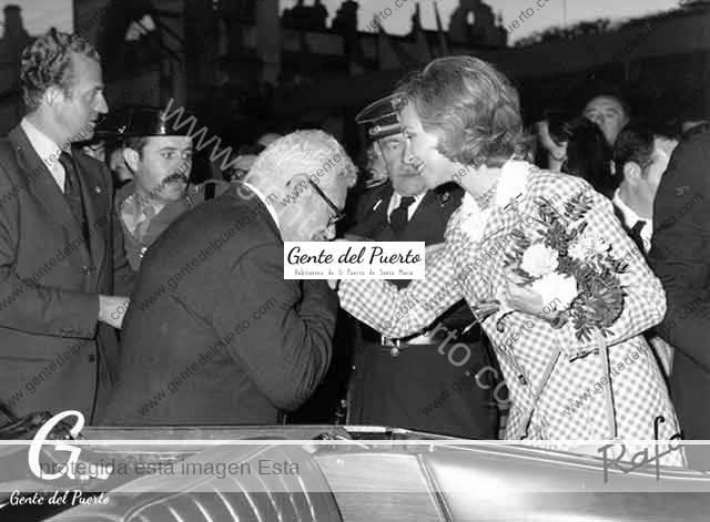 4.426. Don Juan Carlos y Doña Sofía: los Reyes de El Puerto