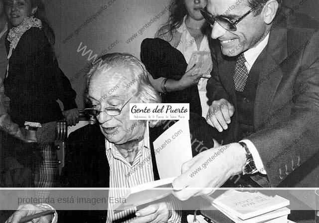 4.446. Rafael Alberti y Rafael Tardío. El sentimiento portuense de dos Rafaeles