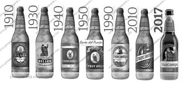 4.451. Cerveza Cruzcampo: gaditana, portuense y sevillana