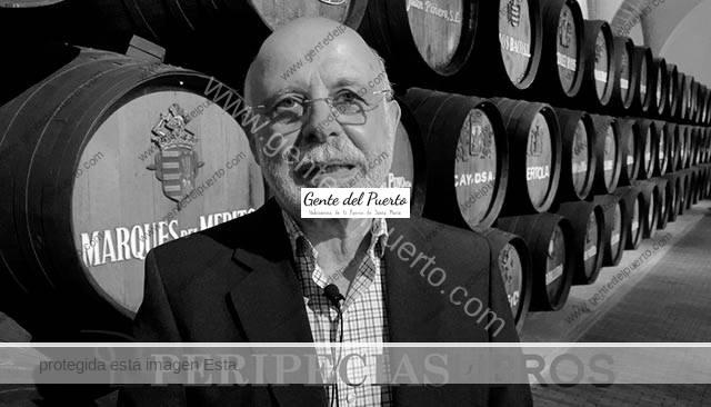 4.453. Javier Maldonado, director de la serie Cultura del Vino. Peripecia Libros