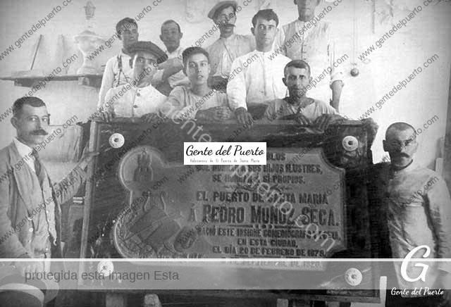 4.465. Pedro Muñoz Seca. 100 años de la efemérides
