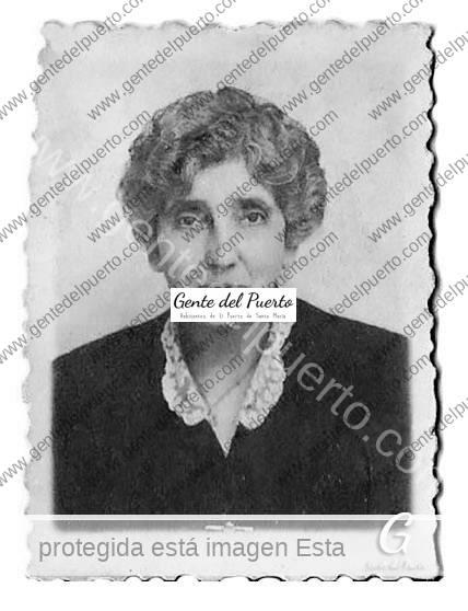 4.459. Rufina Vergara Guezala. Hija Predilecta y Gran Cruz de Beneficencia