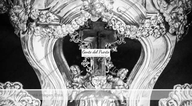 4.468. El 'Lignum Crucis' de la Prioral y la Hermandad de los Afligidos