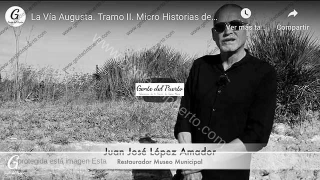 4.481. La Vía Augusta. Tramo II. Micro Historias de El Puerto. 20