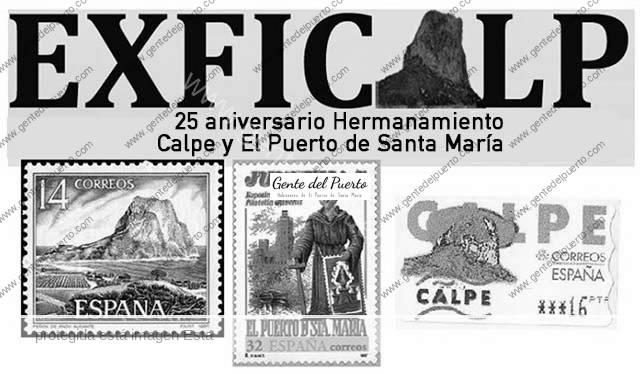 4.486. EXFILCALP. Hermanamiento entre Calpe y El Puerto, ante su 25 aniversario