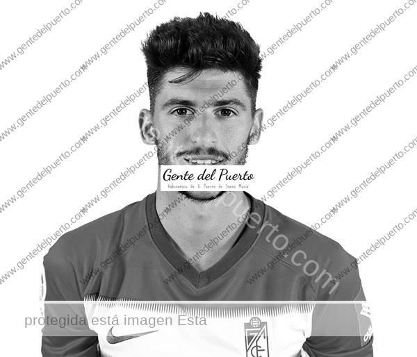 4.499. Carlos Neva. Defensa del Granada CF, una locomotora infatigable