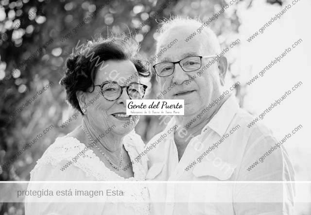 4.500. Manuel Márquez y Regla Manzano. 'La Dorada' cumple 40 años
