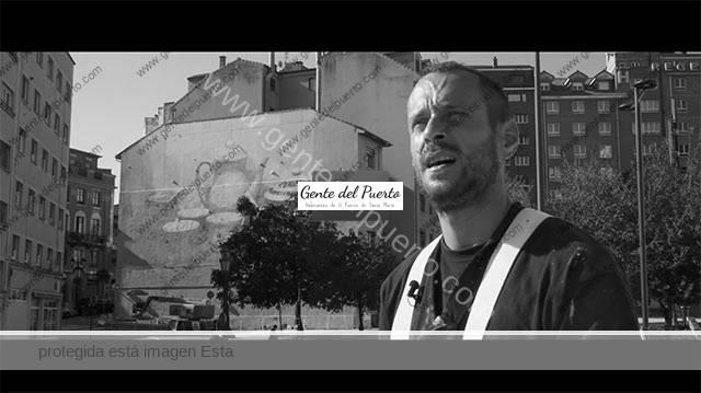 4.492. Manolo Mesa. Nuevo gran mural en Oviedo