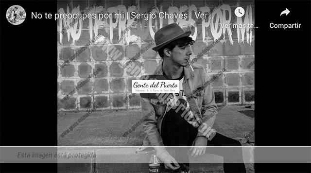 4.503. Sergio Chaves. Talento musical en 'La Voz'