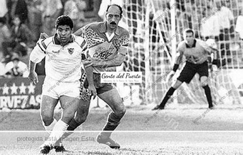 4.540. Aquella bronca de Maradona con Carmelo Navarro
