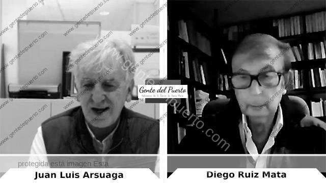 4.561. Conversaciones entre Arsuaga y Ruiz Mata. Los fenicios: Origen de Occidente