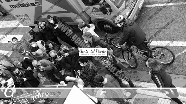 4.567. 'El Gordo' de la Lotería de Navidad toca en El Puerto