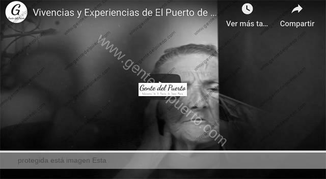 4.580. Vivencias y Experiencias en El Puerto de Santa María. Nueva presentación