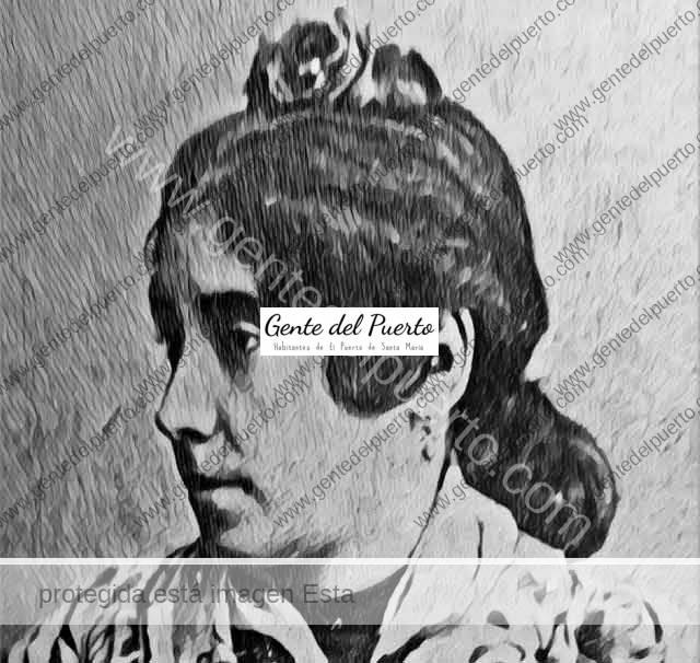 4.598.Luisa Santos Boneo. 'Luisa la del Puerto'
