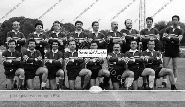 4.609. Una alineación senior del Club de Rugby