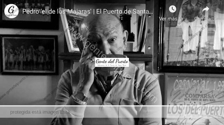 4.622. Antonio Rico Segura, 'Pedro el de los Majaras'.