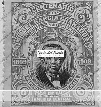 4.628. Miguel García Granados y Zavala 'Huevotibio'. Un portuense, presidente de Guatemala