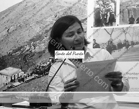 """4.645. Macarena Neva Delgado. """"El callejero portuense es clasista, religioso y patriarcal"""""""