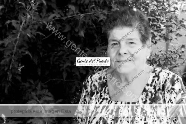 4.655. Manuela Ortega Domínguez. Premio 'Mujeres con Luz Propia'