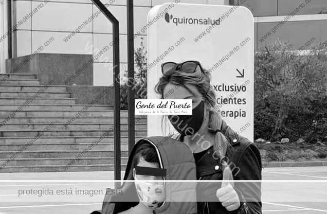 4.642. Pilar Vaca agradece desde Madrid, las muestras de apoyo recibidas