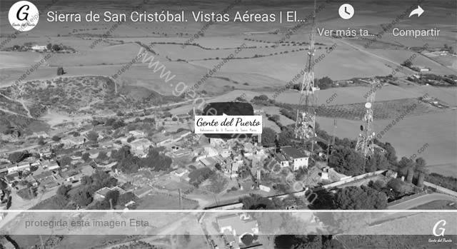 4.652. La Sierra de San Cristóbal. Vistas Aéreas