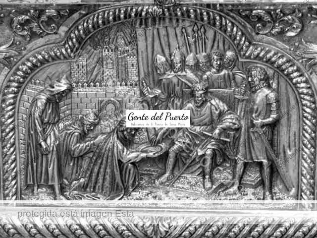 4.674. Sidonia, el último legado de Alfonso X a El Puerto